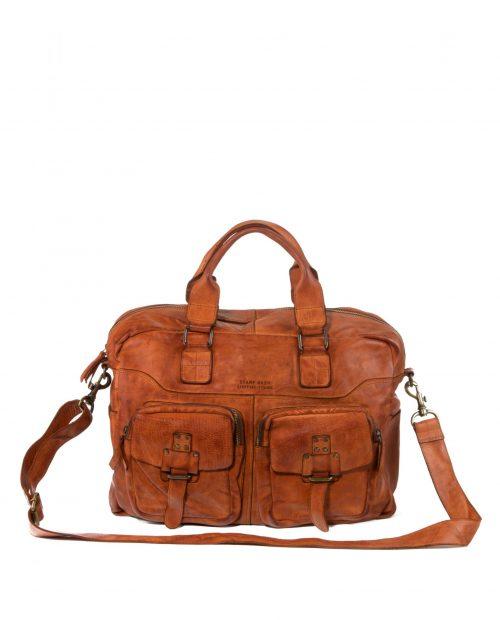 bolsa de viaje atlas cuero