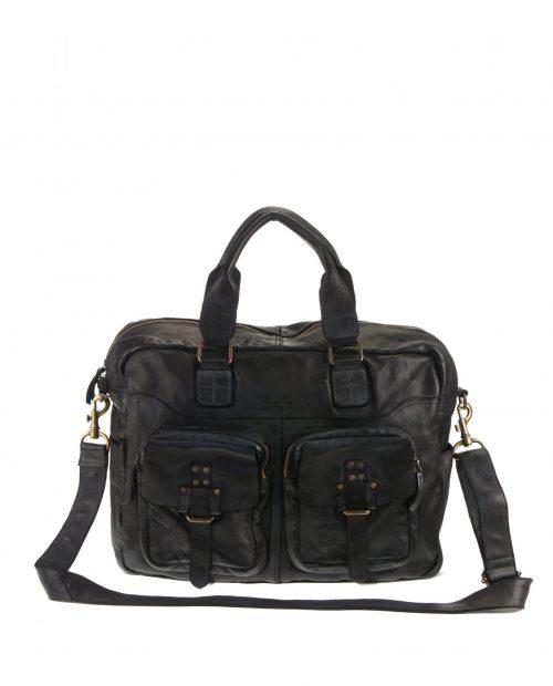 bolsa de viaje atlas negra
