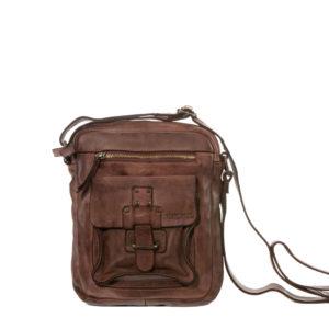 bandolera compacto atlas marrón