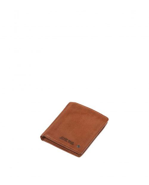 atlas 499 / billetero piel lavada cuero -