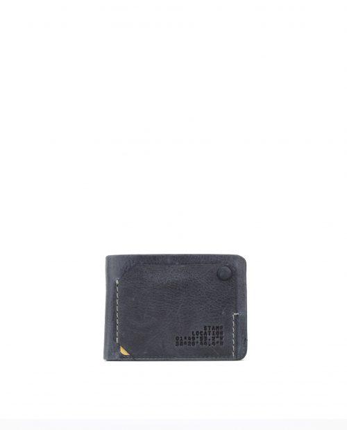 NAOS-Billetero de piel vacuno Stamp color azul-MHST02786AZ-STAMP