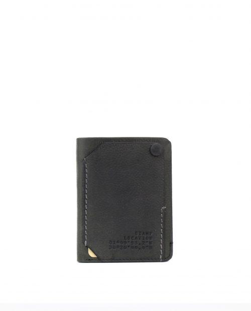 NAOS-Billetero de piel vacuno Stamp color negro-MHST02798NE-STAMP