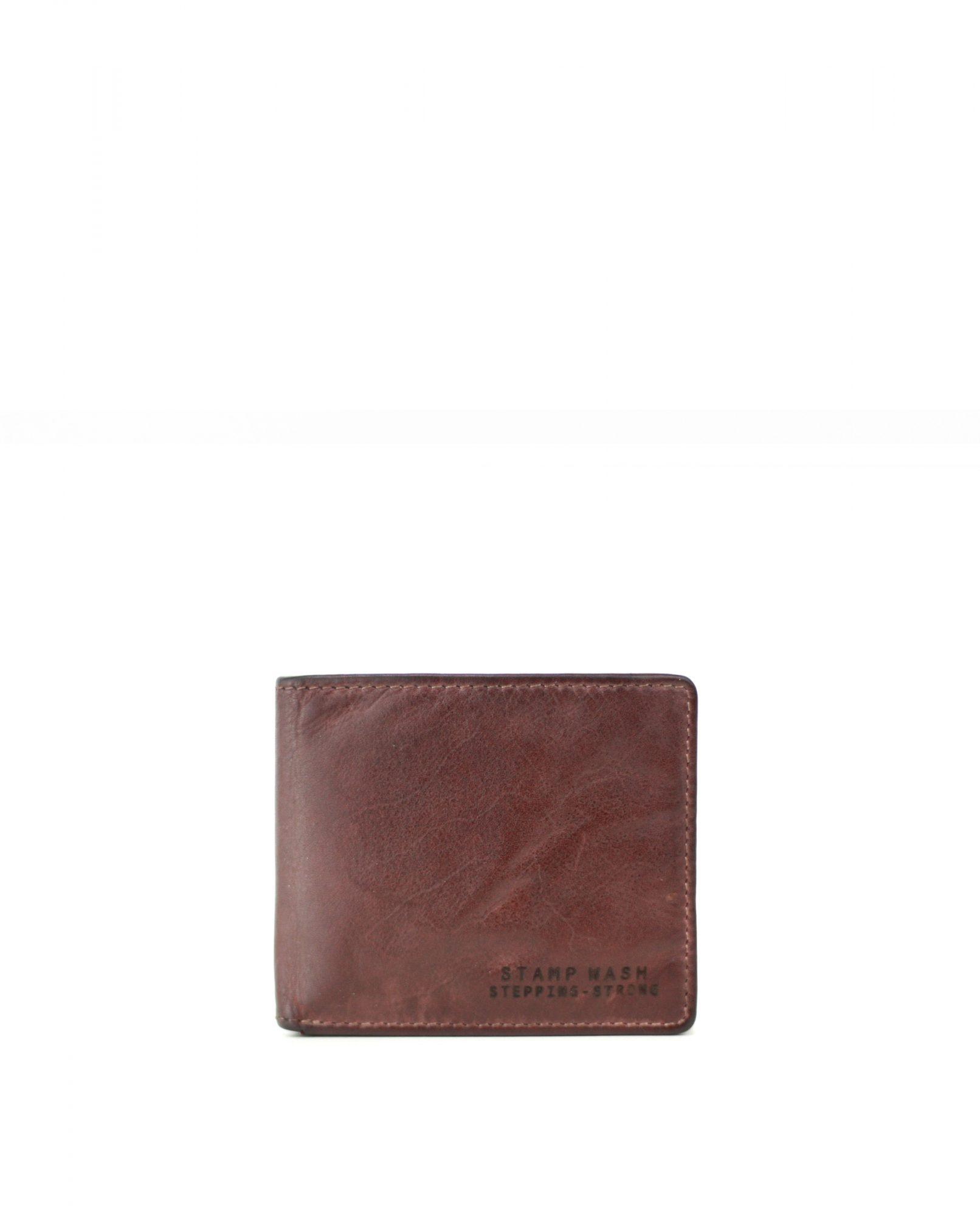 TICHI-Billetero de piel Stamp color líbano-MHST11992LB-STAMP